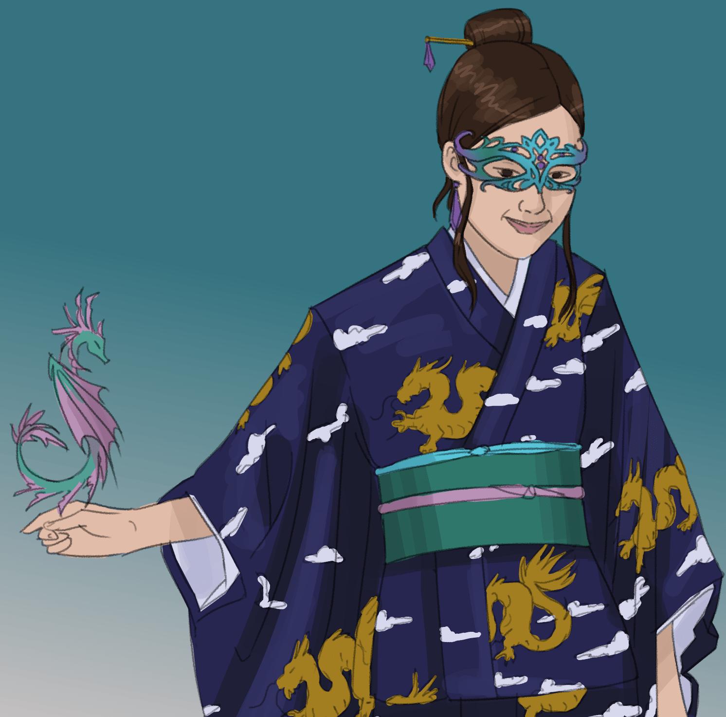 Ryujin's Mask