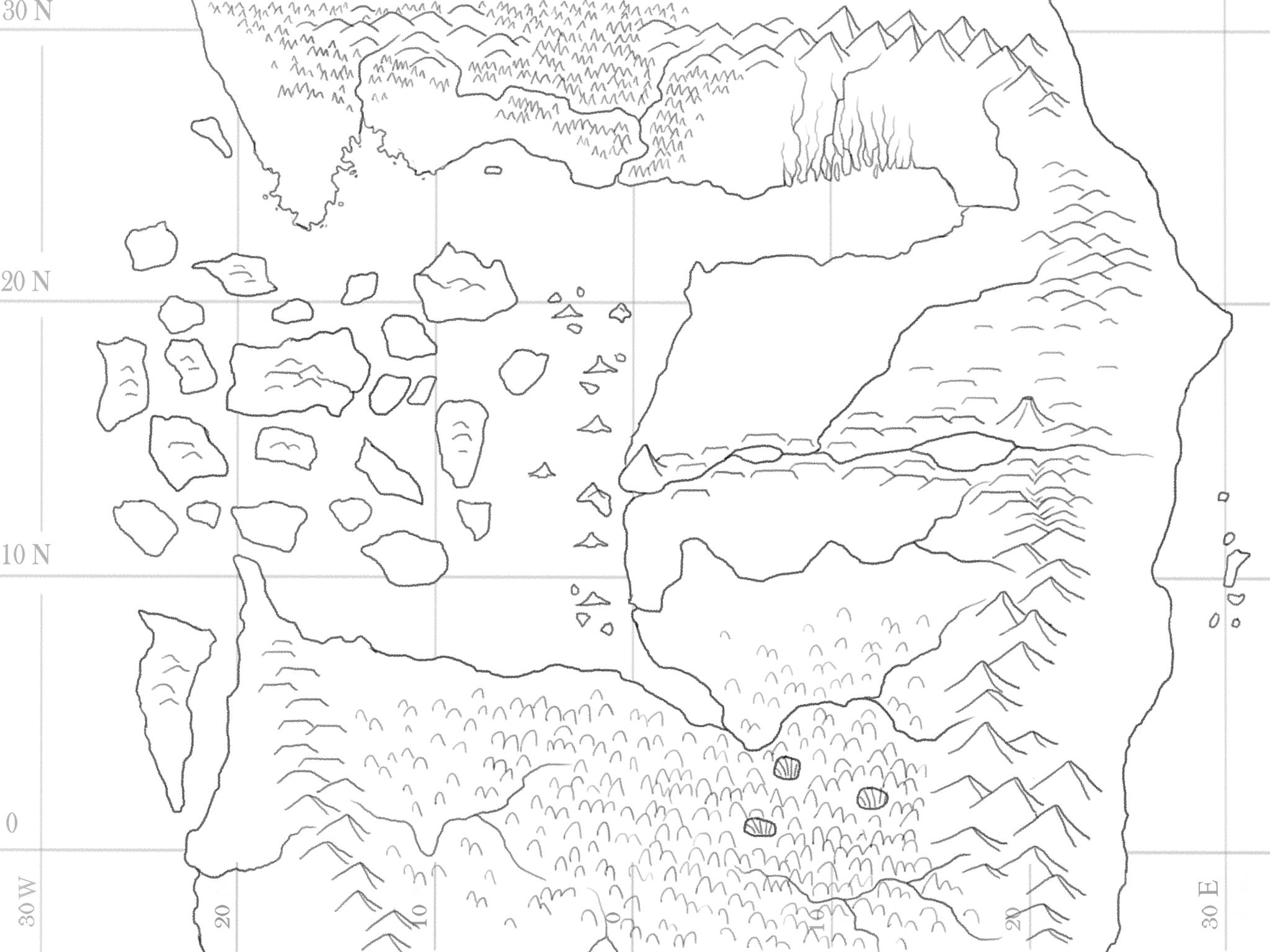 caylah map